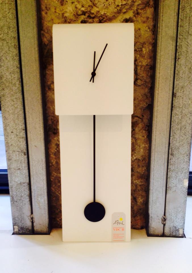 Horloge Benjamin Faure - 170 euros